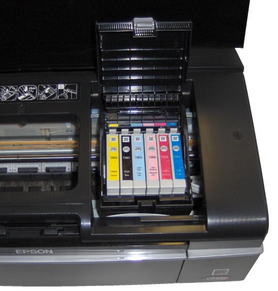 драйверы для принтера epson stylus photo p50